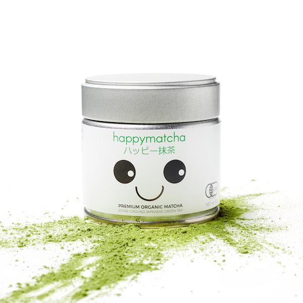 Happy Matcha Organic Matcha Powder 30 grams