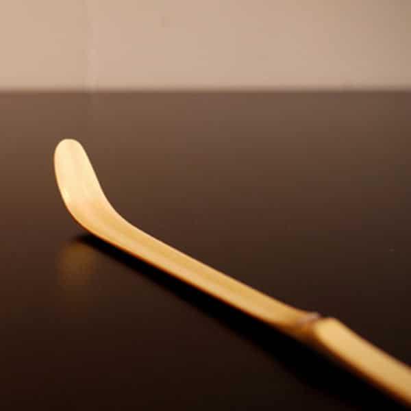 Chasaku Bamboo Matcha Scoop