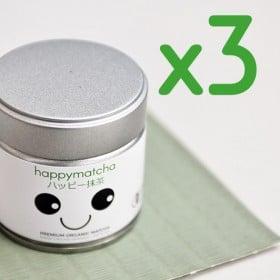 happy-matcha-organic-green-tea-x3